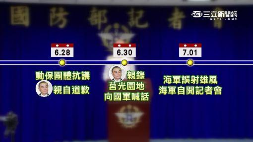"""雄三誤射馮世寬神隱 立委諷:飛彈""""不如小白"""""""