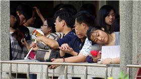 DD 大學指考第2天(3) 大學指考2日舉行第二天考試,考數乙、國文、英文和 數甲,包括自然組和社會組約5萬考生將全數應考。 中央社記者裴禛攝 105年7月2日