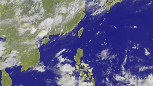 颱風、熱低壓、尼伯特(圖/翻攝自中央氣象局)