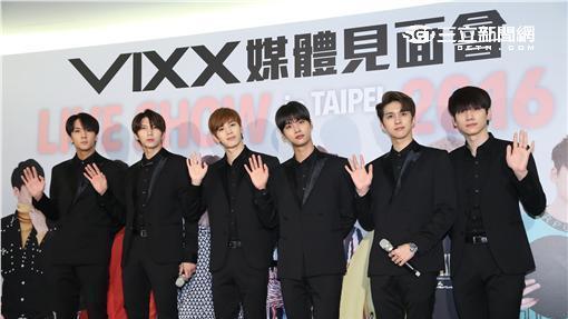 """南韓大勢男團VIXX五度來台舉辦演唱會"""",秀中文向粉絲喊想你們"""