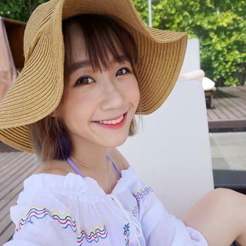 Lulu 黃路梓茵 臉書
