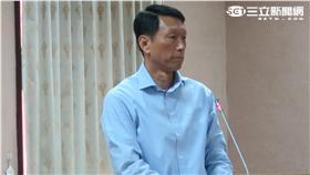 國防部副部長李喜明。(圖/記者盧素梅攝)