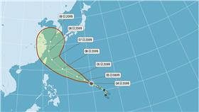 颱風,氣象,尼伯特,強度,暴風,東北角(http://www.cwb.gov.tw/V7/prevent/typhoon/ty.htm?)
