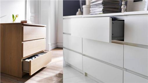 IKEAMalm 3抽抽屜櫃、傢俱、櫃子、家具(圖/翻攝自IKEA)