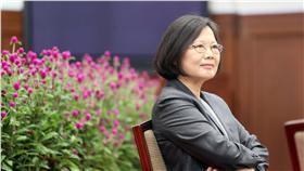 蔡英文(圖/翻攝自蔡英文 Tsai Ing-wen臉書)