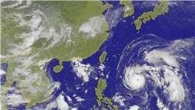 尼伯特颱風 圖/翻攝自中央氣象局網站