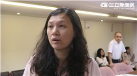 教育部專委王淑娟。(圖/記者盧素梅攝)