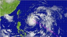 強颱尼伯特襲台 氣象局啟動追風計畫