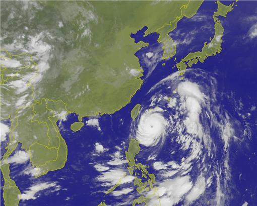 0707尼伯特颱風 氣象局