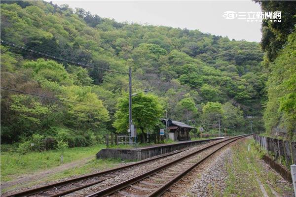 鐵道迷注意,日本七大秘境車站。(圖/樂天旅遊提供)