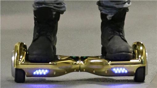 電動滑板車美聯社/達志影像