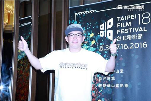 杜汶澤出席香港電影《選老頂》活動。