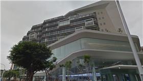 新北市立圖書總館,結核病,圖書館,密閉空間,傳染病 圖/翻攝自Google Map