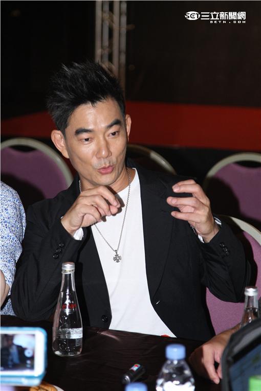 任賢齊出席台北電影節訪談,暢談參與電影樹大招風演出的經歷跟趣事