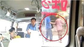 公車、司機、東南客運(圖/翻攝自爆料公社)