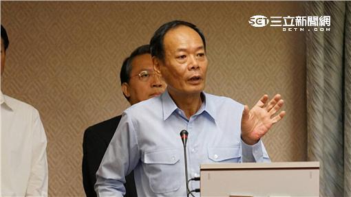 海巡署署長李仲威 圖/記者林敬旻攝