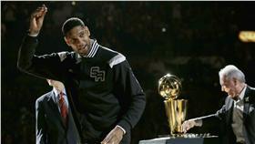Tim Duncan,退休(ap)