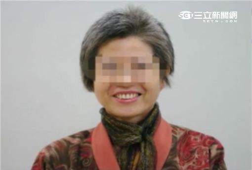 慘遭劉志明強盜性侵的退休女教師。資料畫面