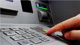 ATM,盜領 (圖/shutterstock/達志影像)
