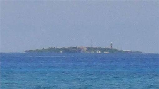 太平島(圖/翻攝自南沙群島—太平島臉書)