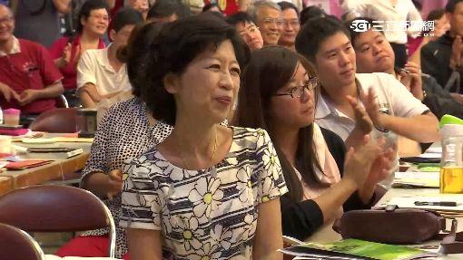 """美河市只討回33.5億 王世堅轟柯""""放水"""""""
