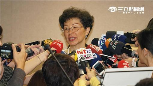 陸委會主委張小月圖/記者林敬旻攝影