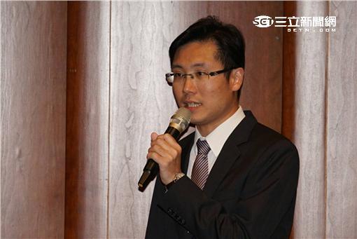 遠雄巨蛋發言人楊舜欽 記者林敬旻攝