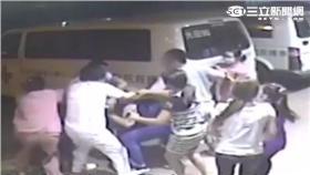 台中沙鹿光田醫院護理師遭病患家屬圍毆