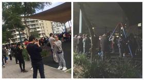 澳洲雪梨公園擠滿精靈寶可夢玩家/PTT