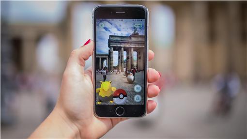 Pokémon GO,神奇寶貝,皮卡丘,精靈寶可夢,任天堂/達志影像/美聯社