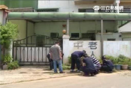 股市炒手王寶葒遭曾建軍槍殺的案發現場。資料照