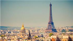 法國,巴黎,鐵塔,巴黎鐵塔 16:9(圖/shutterstock/達志影像)