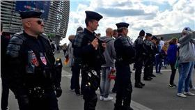 法國恐攻 翻攝自龍應台臉書