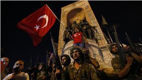 土耳其政變(圖/路透社/達志影像)