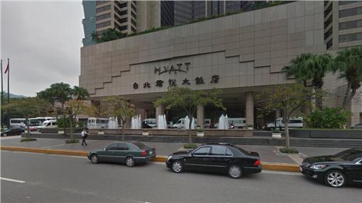 君悅飯店google map