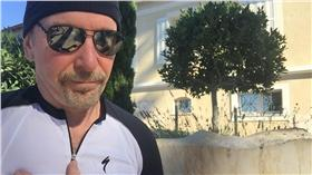 U2主唱波諾,尼斯恐攻 翻攝自U2推特