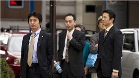 日本,上班族,職場,工作,西裝(flickr/Chris Gladis) https://goo.gl/KaDj9Z