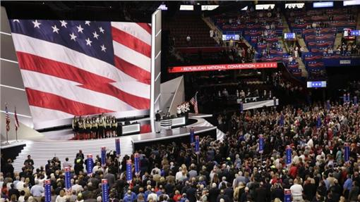 美國共和黨全國代表大會 中新社提供