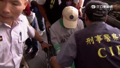 台鐵炸彈客今出院 坐輪椅送北檢複訊