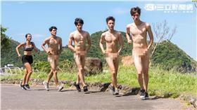 「飛魚高校生」-「馬林魚隊」涂善存、英承晞、林睦言、宋緯恩 首度脫戲超害羞