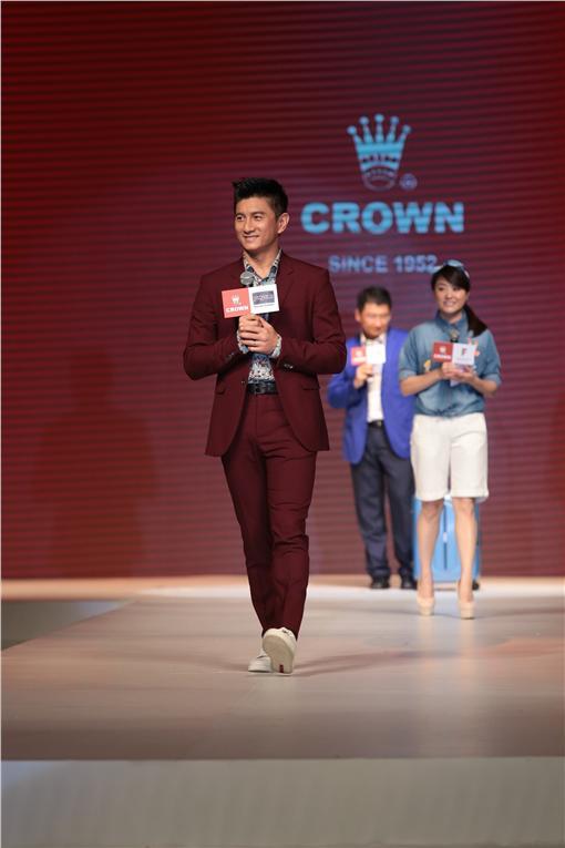 吳奇隆/CROWN皇冠提供