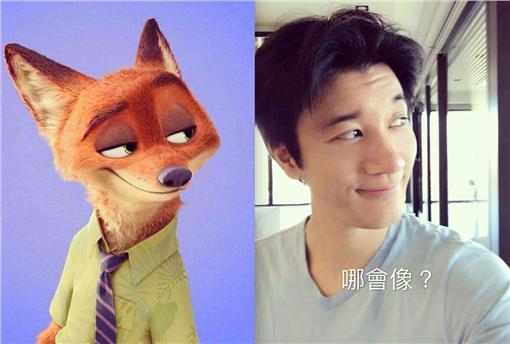 圖翻攝自王力宏臉書