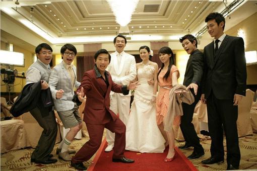 圖翻攝自那些年,我們一起追的女孩 臉書 陳妍希 九把刀 柯震東