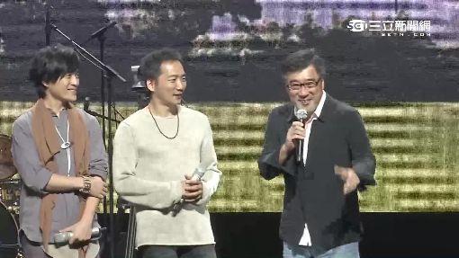 五月天登陸宣傳新歌 「伯樂」李宗盛現身力挺