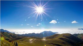 https://www.flickr.com/photos/bbvv1913/23435741113/ ▲圖/攝影者Jackly, flickr CC License 熱,太陽,陽光,天氣