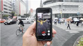 精靈寶可夢Go,寶可夢Go,Pokemon Go,神奇寶貝(中央社)