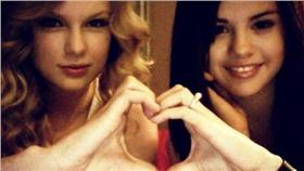 Taylor Swift,Selena Gomez,泰勒絲,賽琳娜,閨蜜,姊妹淘