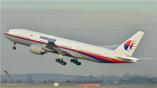 -馬航MH370-失事飛機16:9(圖/維基百科)