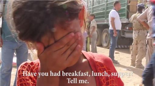 ISIS,伊拉克,伊斯蘭國,戰爭,飢餓,食物,資源,Fullujah,法魯賈(Preemptive Love Coalition YouTube:https://www.youtube.com/watch?v=-Mg6cad21cg)