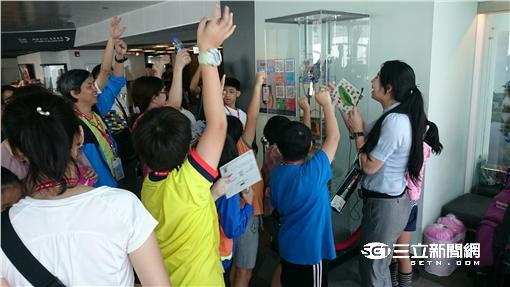 這群人超狂!跑到台北101高空夜宿(圖/台北101)
